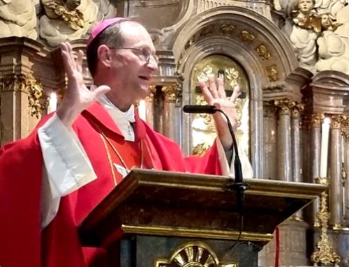 Juristenmesse 2021 – Predigt von Weihbischof Turnovszky